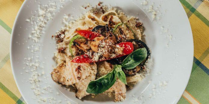 Healthy Chicken Pasta Recipes
